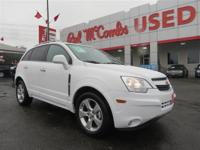 Tried-and-true, this pre-owned 2014 Chevrolet Captiva