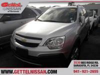Options:  2014 Chevrolet Captiva Sport Ls