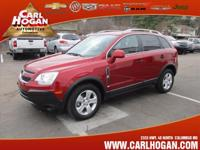 Options:  2014 Chevrolet Captiva Sport Ls|Ls 4Dr Suv