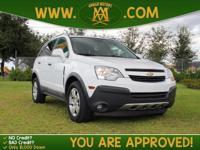 Options:  2014 Chevrolet Captiva Sport Fleet Ls What