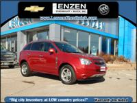 Exterior Color: crystal red tintcoat, Body: Crossover,