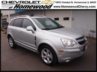 Exterior Color: silver ice metallic, Body: SUV, Fuel: