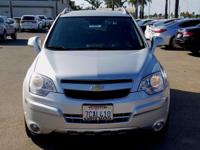 Options:  2014 Chevrolet Captiva Sport Lt|Silver|Clean