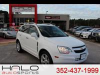 2014 CHEVROLET CAPTIVA LT LOADED AND IN EXCELLENT