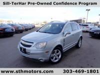 Score a deal on this 2014 Chevrolet Captiva Sport Fleet