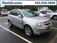 WOW!!! Check out this. 2014 Chevrolet Captiva Sport LT