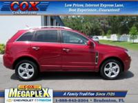 Exterior Color: crystal red tintcoat, Body: Sport