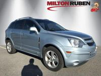 This 2014 Chevrolet Captiva Sport 4dr LTZ features a