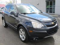 2014 Chevrolet Captiva SportLTZ in Blue, LEATHER SEATS,