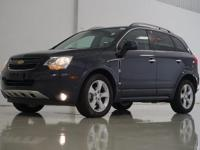 2014 Chevrolet Captiva Sport LTZ in Black Granite