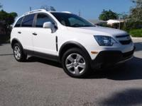 SAVE YOUR $$$ GETTING THIS NICE 2014 CHEVROLET CAPTIVA