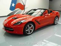 2014 Chevrolet Corvette 6.2L V8 Engine,seven Gear