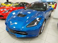 This 2014 Stingray is absolutely beautiful in Laguna