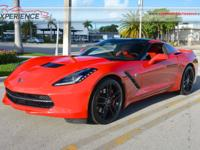 2014 Chevrolet Corvette Stingray 3LT Automatic