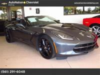 2014 Chevrolet Corvette Stingray Our Location is:
