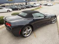 2014 CHEVROLET CORVETTE 3LT Z51 7 SPEED Manuel