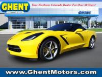 Exterior Color: velocity yellow tintcoat, Body: 2dr Car