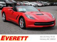 It's ready for anything!!!! Come and get it!!! Corvette