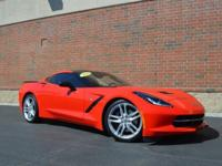Recent Arrival! Certified. Chevrolet Corvette Stingray