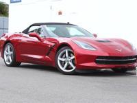 Only 11,108 Miles!!! 2014 Corvette Stingray