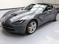 2014 Chevrolet Corvette with 6.2L V8 Engine,7-Speed