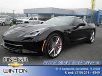 (210) 625-8496 ext.2036 This used Chevrolet Corvette