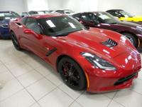 Amazing deal! This beautiful 2014 Z51 Stingray comes