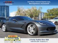 This 2014 Chevrolet Corvette Stingray Z51 in is well