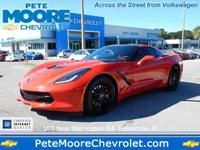 Check out this gently-used 2014 Chevrolet Corvette