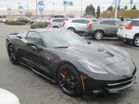 Options:  2014 Corvette Stingray Z51 3Lt||2Dr Z51 Cpe