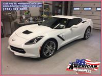 This outstanding example of a 2014 Chevrolet Corvette
