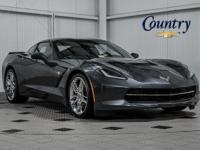 Corvette Stingray... Z51... Coupe... 3LT... 6.2 V8...