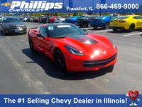 Red Hot! Gasoline! This gorgeous 2014 Chevrolet