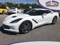 Just traded-in! Special ordered 2014 Corvette Coupe in