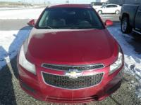 Recent Arrival! *LOCAL TRADE*, Cruze 1LT, 4D Sedan,