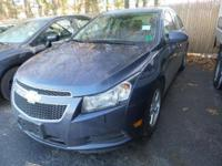 2014 Chevrolet Cruze 1LT Odometer is 42274 miles below