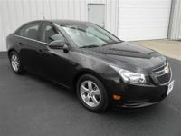CRUZE LT: 1 OWNER-LOCAL TRADE-AUTOMATIC-BLUETOOTH-POWER