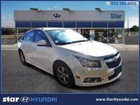 This  2014 Chevrolet Cruze is a dream machine designed