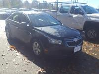 CARFAX One-Owner. Clean CARFAX. 2014 Chevrolet Cruze