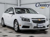 Cruze... LT... Sedan... 1.4 i4... 6-Speed Automatic...