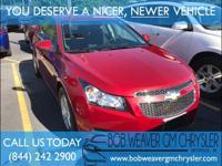 GM Certified!! At Bob Weaver GM Chrysler we feel