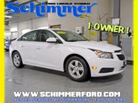 Used 2014 Chevrolet Cruze 1LT Auto FWD in stock at