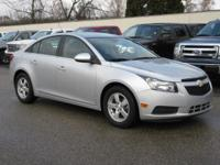 Options:  2014 Chevrolet Cruze 4Dr Sdn Auto 1Lt|Front