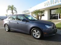 Options:  2014 Chevrolet Cruze 4Dr Sdn Auto