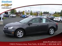 This quality 2014 Chevrolet Cruze 1LT Auto is just