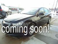 2014 Chevrolet Cruze 1LT Clean CARFAX. Vehicle