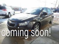 2014 Chevrolet Cruze 1LT Clean CARFAX. Priced below KBB