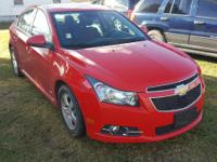 2014 Chevrolet Cruze 1LT. Serving the Greencastle,