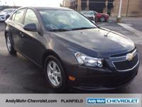 New Price!  Chevrolet Cruze  Clean CARFAX.  **Accident