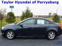 Cruze Chevrolet 2014 6-Speed Automatic Electronic with